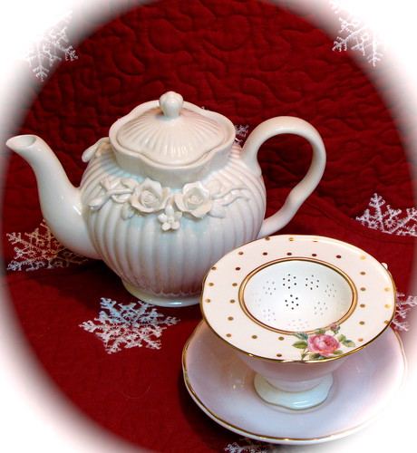 Royal Albert Tea Party