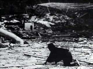 Luchando por la supervivencia (Nagasaki, 1945)