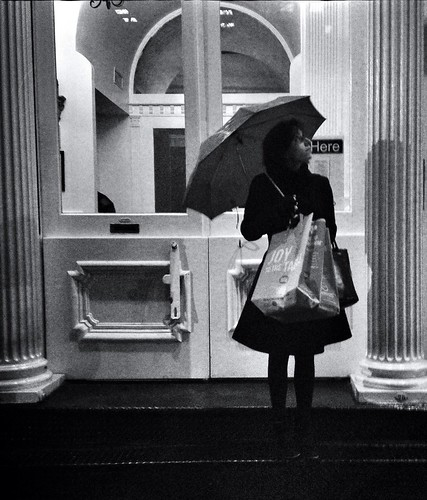 Rain, rain......I want to shop some more !!!!