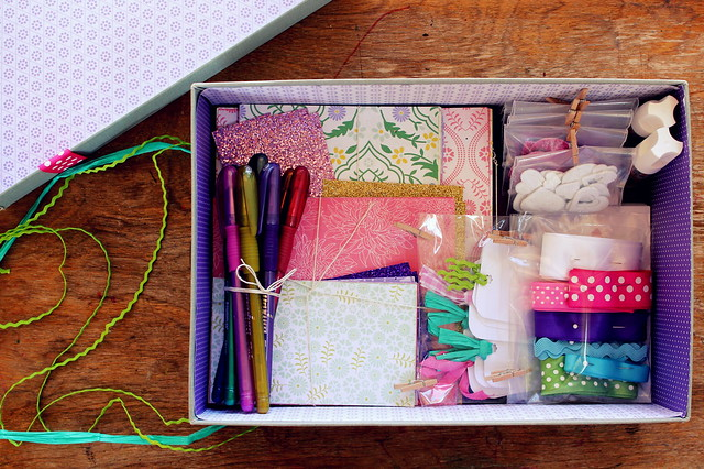 diy scrapbooking kit