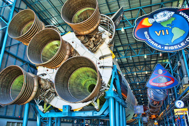 Photo:Saturn V By:andrewprice001