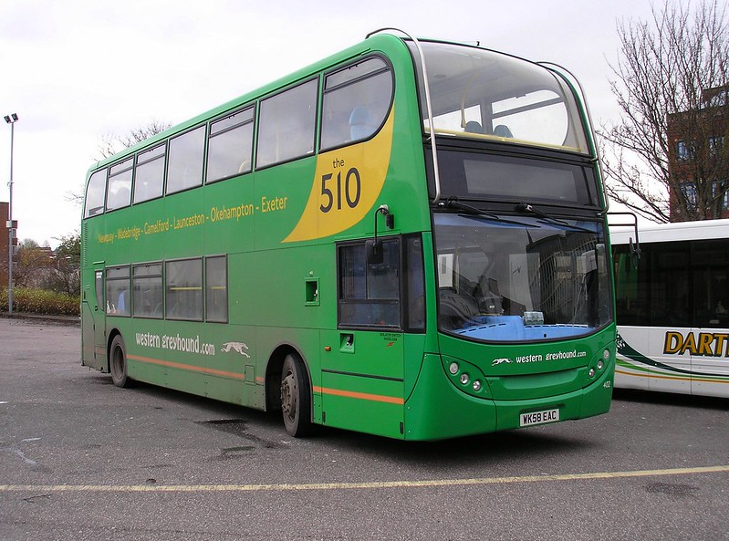 Buses Around Exeter - 7