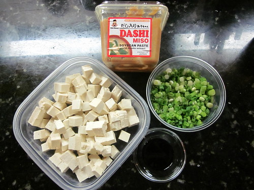 miso ingredients