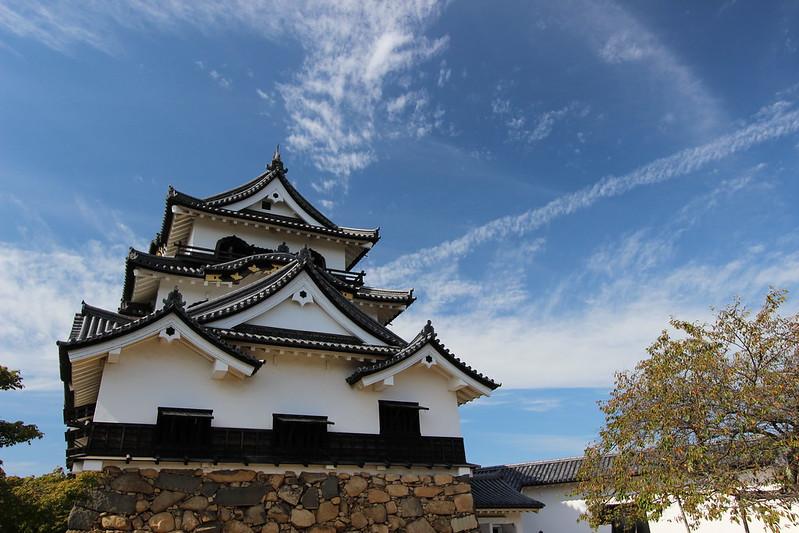 彦根城 本丸