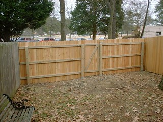 Local Privacy Fencing