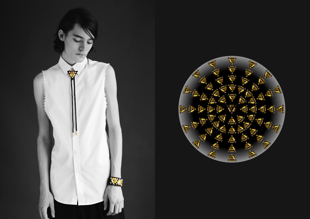 Jaco Van Den Hoven0702_BLACK TRIANGLE DESIGN 2011 2nd Collection