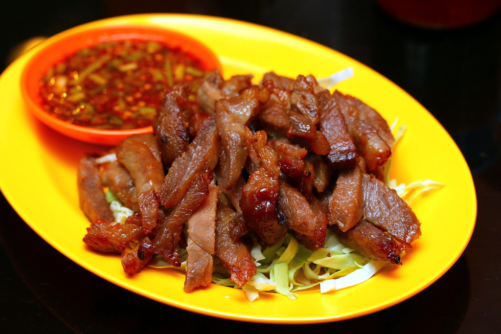 Na Na Original Thai Food's Grilled Pork