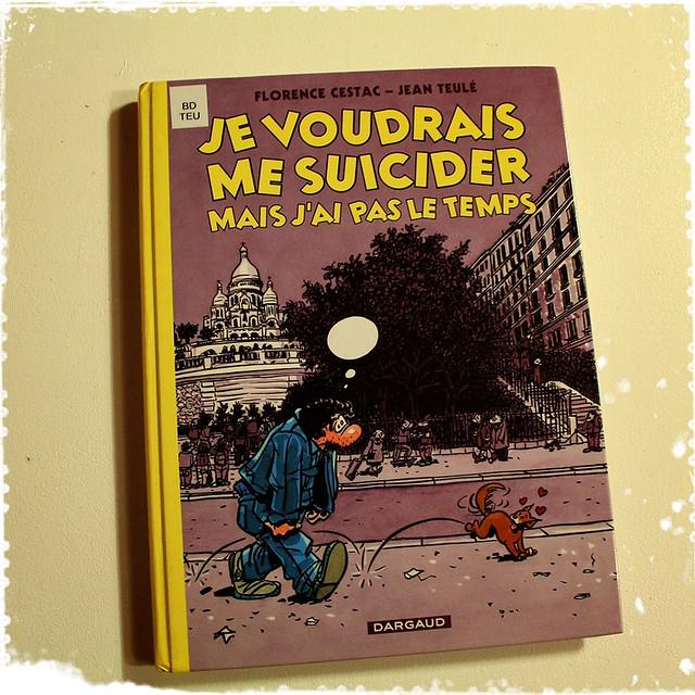 Libro Comic Francés
