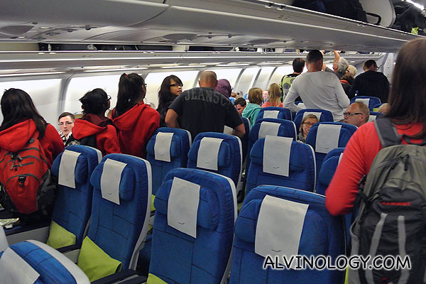 My first time flying with Finnair