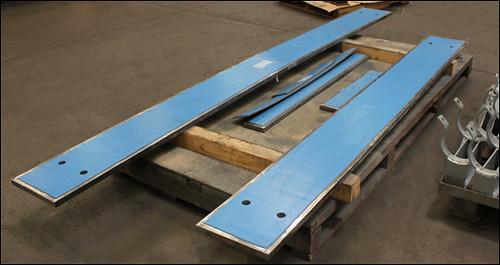 PTFE Slide Plates