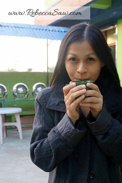 rebecca saw - kathmandu nepal - air asia x masala tea