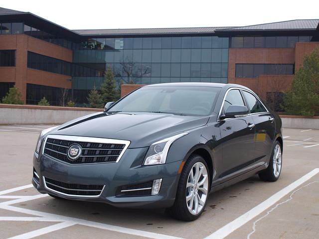 2013 Cadillac ATS 2.0T AWD Premium 17