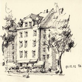 Das 1. Türchen // The first window