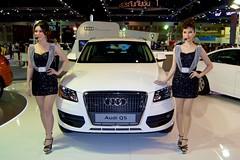The beautiful, sexy models of the Bangkok MotorExpo 2012