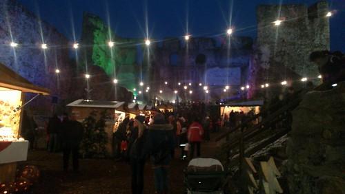 Adventmarkt Burgruine Kirchschlag
