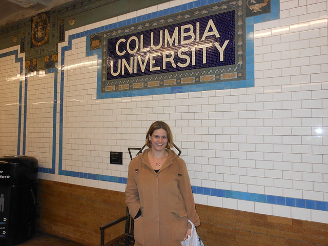Finished Columbia 10 years ago and never had a photo in the subway station.