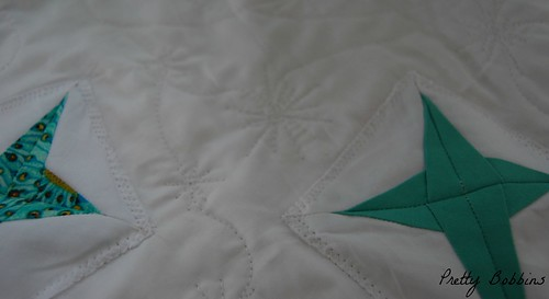 tree skirt close up fmq