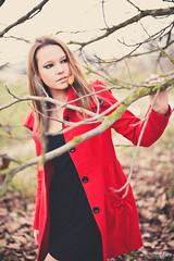 Autumn with Kristin