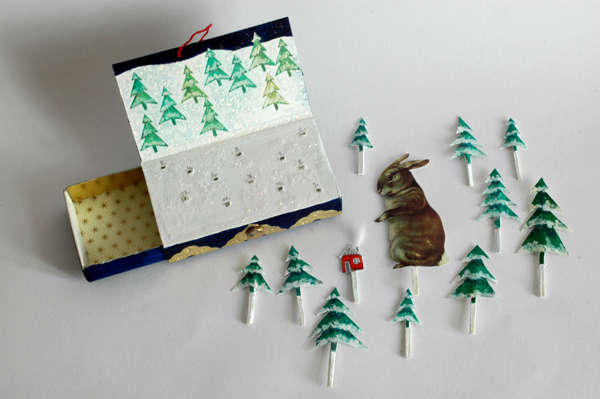 Winter Wonderland DIY kit