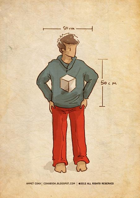 feel like a cube