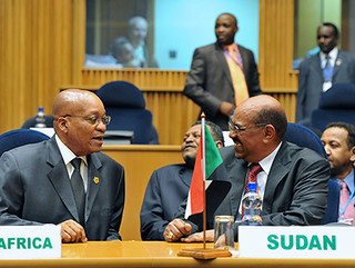President Jacob Zuma attends Ordinary Summit of the African Union, 28-31 Jan 2011