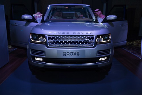 The All-New Range Rover | Revealed in Riyadh, KSA