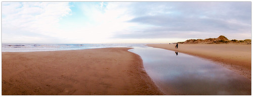 formby beach by s†eve