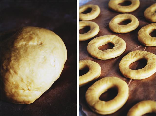 Dairy Free Hanukkah Mini Donuts