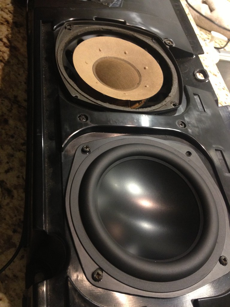 Easy Dsp Rear Shelf Speaker Swap Archive Bimmerforums The Bmw E38 Audio Wiring Ultimate Forum