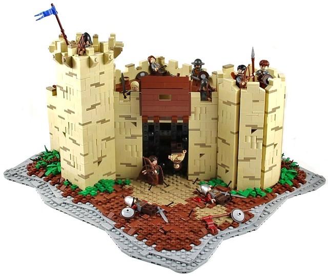 The Siege Of Châlus     (Second Part)