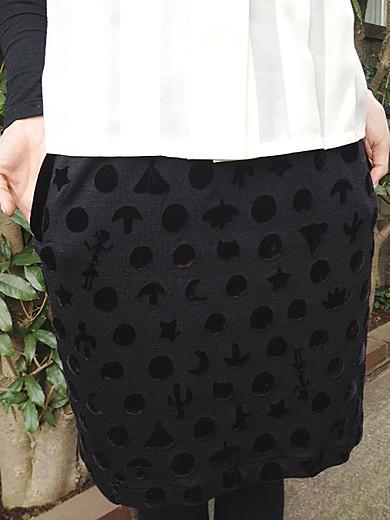 tsumori skirt