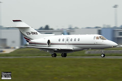 CS-DRQ - 258783 - Netjets Europe - Raytheon Hawker 800XP - Luton - 120518 - Steven Gray - IMG_1748