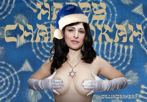 CHANNUKAH BANZAI7 by Colonel Flick/WilliamBanzai7