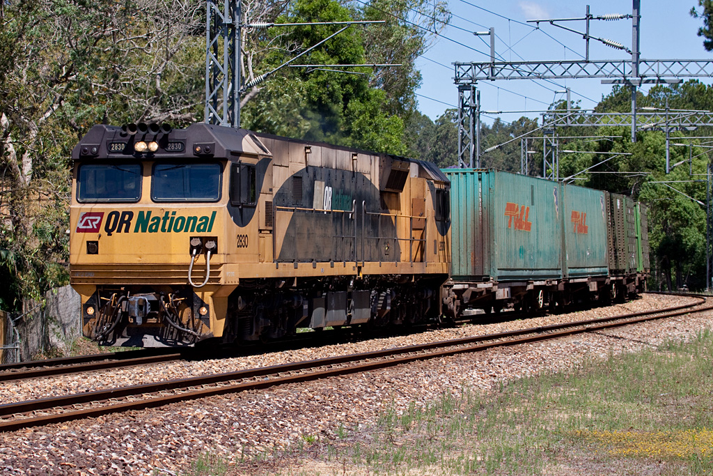 2830 Y279 Woombye by Peter Reading