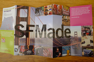 SFmade holiday gift fair in Fort Mason