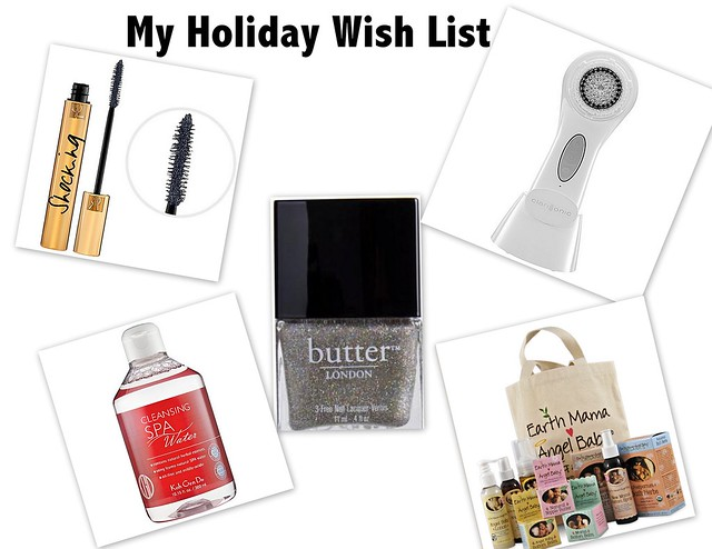 Makeup Wars: My Holiday Wish List