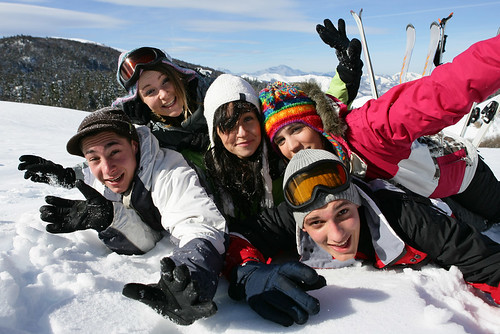 Enjoy a skiing holiday in 2013