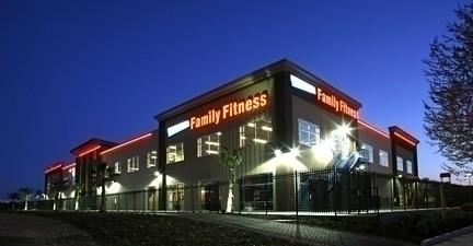 Family Fitness - Steven C.