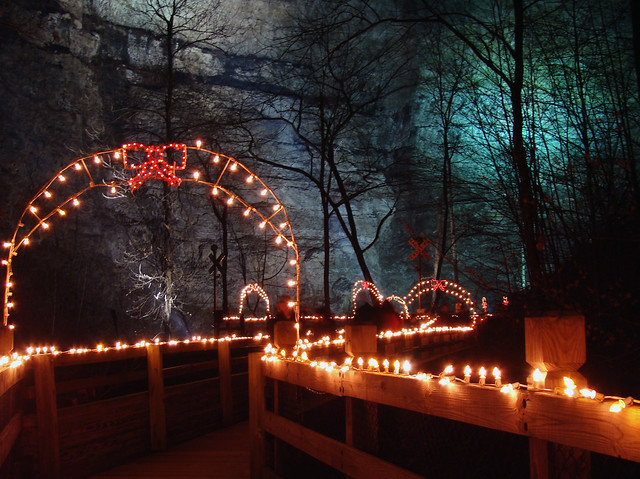 Lighting of the Tunnel 2012