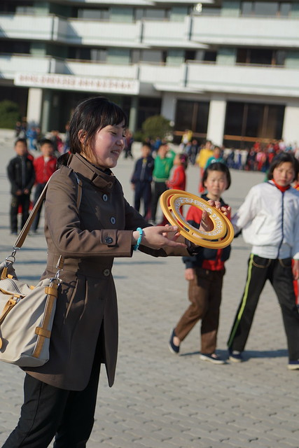 North Korean Children's Camp Wonsan