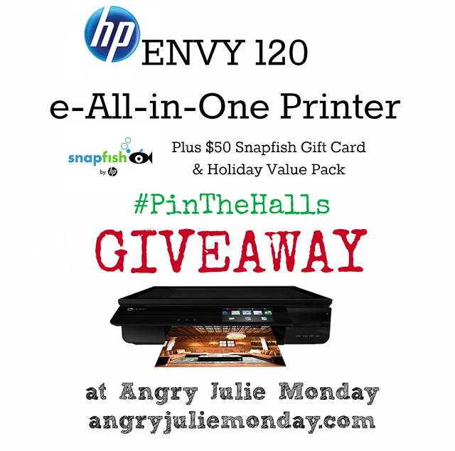 HP ENVY 120 Printer Giveaway