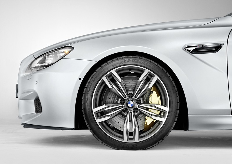 2013 m6 gran coupe front wheel