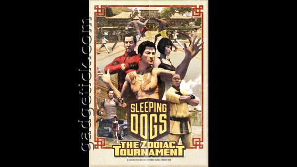Sleeping Dogs DLC Zodiac Tournament