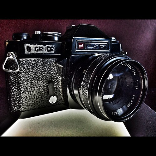 First Camera - GAF L-17