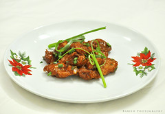 Chinese Food - Chili Chicken