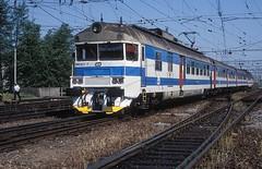 * Tschechien + Slowakei  Elektrotriebzüge  460 001  bis  460 099