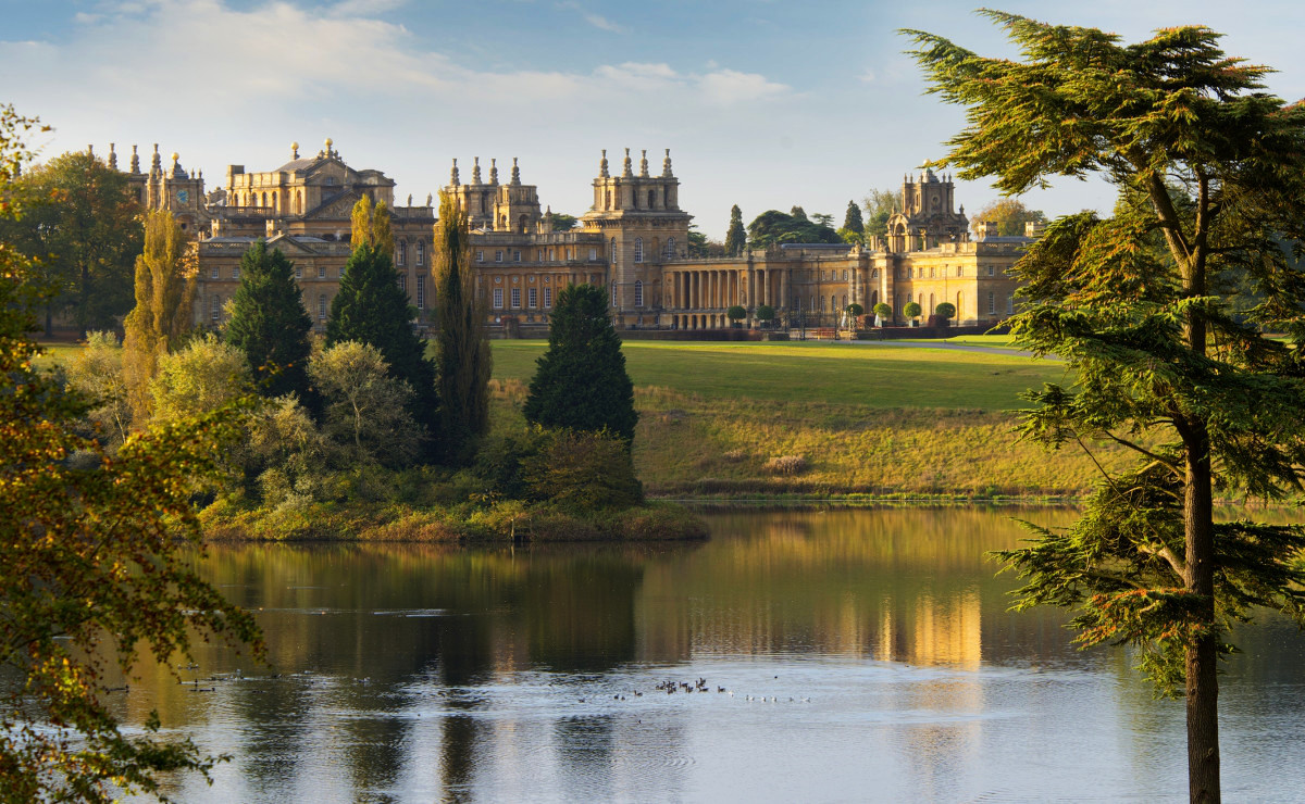 Blenheim Palace, Oxfordshire, England. Credit Blenheim Palace