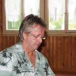 Konfirmation von Michèle Mürner am 6. Juni 2010 in Richigen