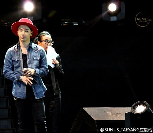 Tae Yang - V.I.P GATHERING in Harbin - 21mar2015 - SUNANDUS - 16