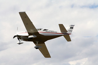 "Glasair II FT-S ZU-DVO ""Little Trans Atlantic"""